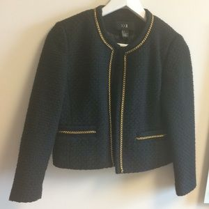 Forever 21 Black & gold jacket size small